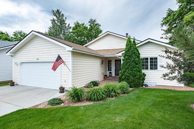 1623 Wembly Place, Billings, MT 59102 (MLS #299662) :: Realty Billings