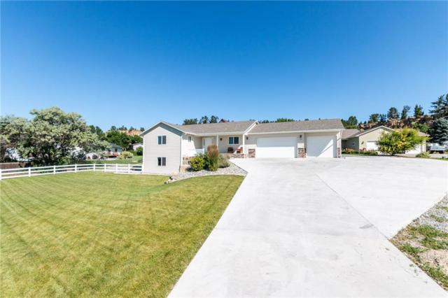 1310 Wrangler Trail, Billings, MT 59105 (MLS #299666) :: Realty Billings