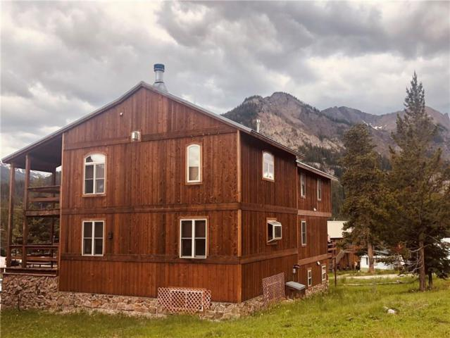 218 Broadway Street E, Cooke City, MT 59020 (MLS #299670) :: MK Realty
