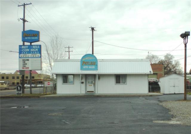 602 North 16th Street, Billings, MT 59101 (MLS #299737) :: MK Realty