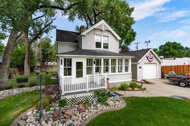 409 Terry Avenue, Billings, MT 59101 (MLS #299774) :: Realty Billings