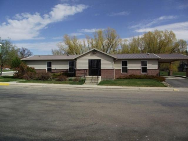 103 First Ave E, Ryegate, MT 59074 (MLS #299800) :: Realty Billings