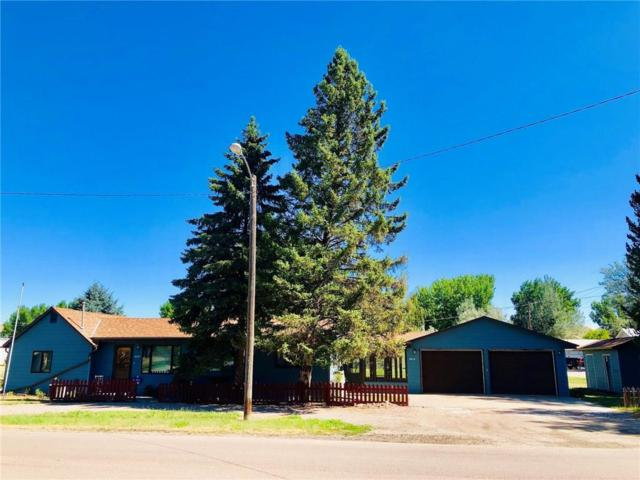 1011 21st Street, Fort Benton, Other-See Remarks, MT 59442 (MLS #299837) :: Realty Billings