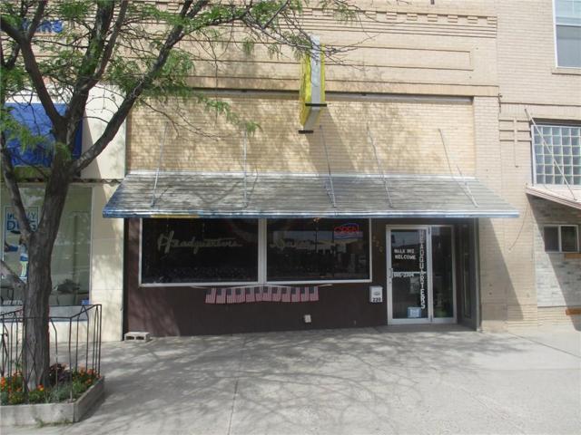 220 N Center Avenue, Hardin, MT 59034 (MLS #299944) :: Realty Billings