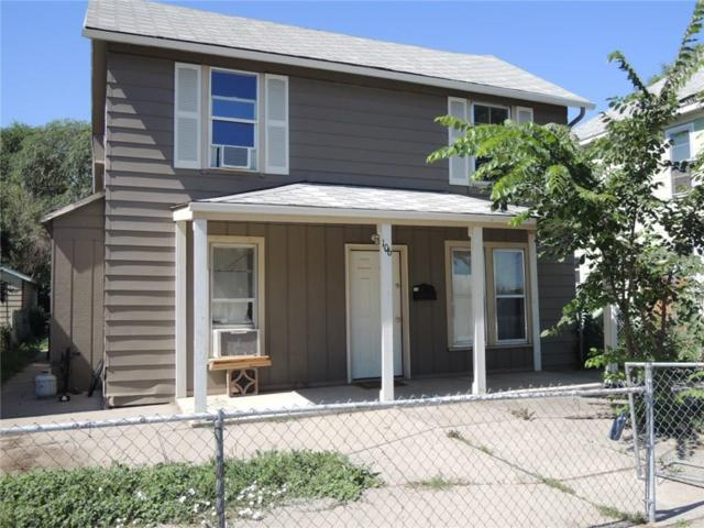 106 S 33rd Street, Billings, MT 59101 (MLS #299972) :: The Ashley Delp Team