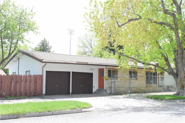404 E 9th Street, Laurel, MT 59044 (MLS #300056) :: Realty Billings