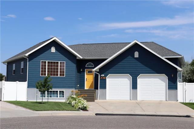 1133 Courtney Circle, Billings, MT 59105 (MLS #300130) :: The Ashley Delp Team