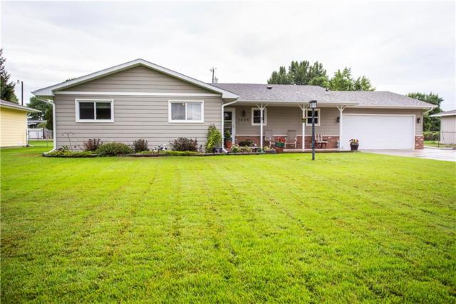 1525 Janie Street, Billings, MT 59105 (MLS #300147) :: The Ashley Delp Team