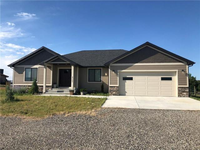 4734 Cheyenne Trl, Billings, MT 59106 (MLS #300150) :: The Ashley Delp Team