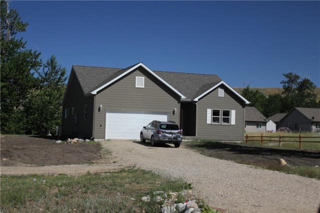 2514 Woodlands, Red Lodge, MT 59068 (MLS #300190) :: The Ashley Delp Team