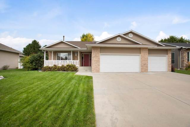 3835 Avenue F, Billings, MT 59102 (MLS #300741) :: MK Realty