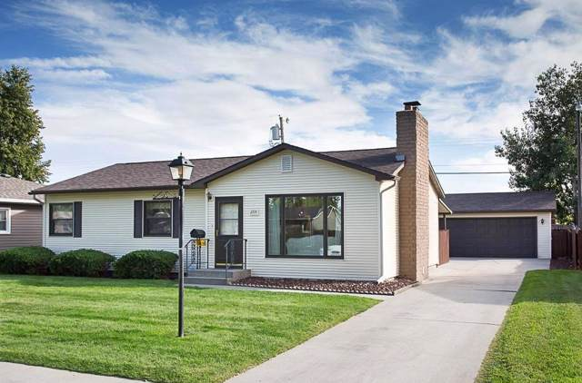 2710 Cook Ave, Billings, MT 59102 (MLS #300842) :: The Ashley Delp Team