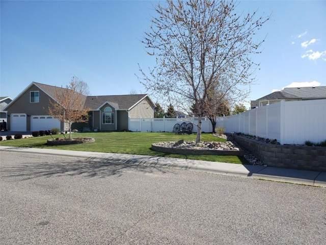 2145 Hyacinth Drive, Billings, MT 59105 (MLS #300863) :: Realty Billings