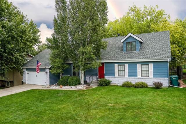 711 Garnet Avenue, Billings, MT 59105 (MLS #300876) :: MK Realty
