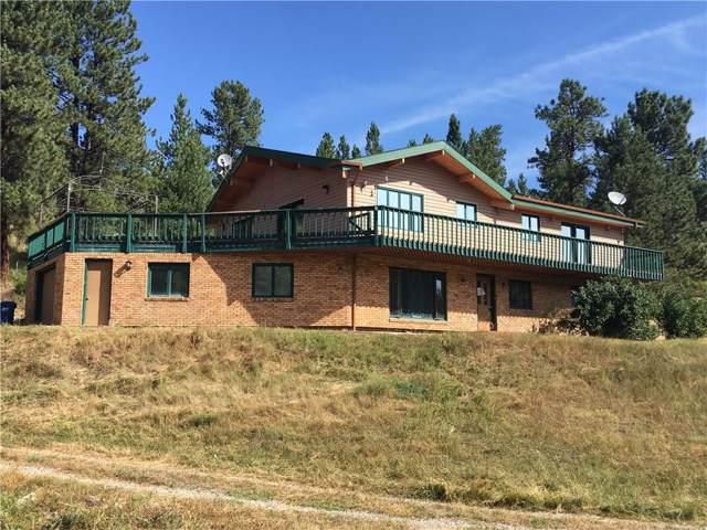72 Clark Drive, Columbus, MT 59019 (MLS #300913) :: MK Realty