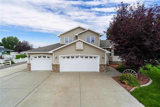 3434 Clearwater Drive, Billings, MT 59101 (MLS #300915) :: MK Realty