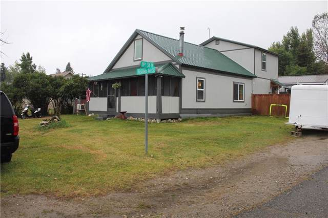801 Mcgillen Avenue S, Red Lodge, MT 59068 (MLS #300919) :: MK Realty