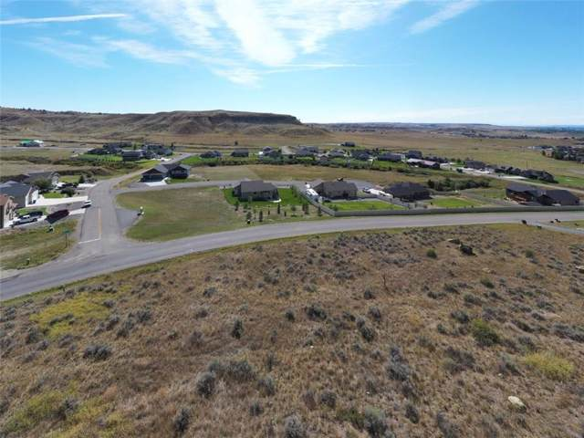 TBD Trailmaster Drive, Billings, MT 59101 (MLS #300931) :: The Ashley Delp Team