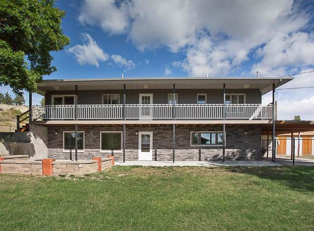1314 Main Street, Roundup, MT 59072 (MLS #300970) :: The Ashley Delp Team