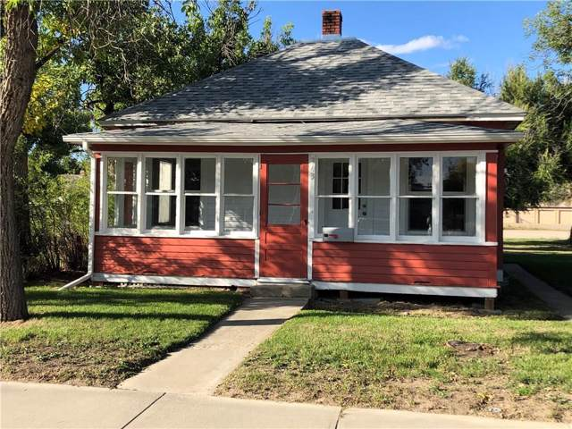 343 First Avenue W, Roundup, MT 59072 (MLS #300996) :: Realty Billings