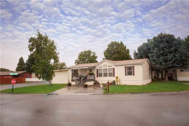 7 Golden Butte Drive, Billings, MT 59102 (MLS #301007) :: MK Realty