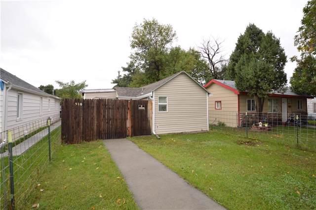 910 S 29th Street, Billings, MT 59101 (MLS #301046) :: MK Realty