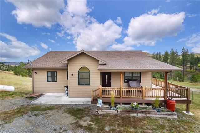 126 Haystack Coulee Road, Reed Point, MT 59069 (MLS #301082) :: Realty Billings