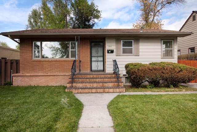 741 Avenue F, Billings, MT 59102 (MLS #301133) :: MK Realty