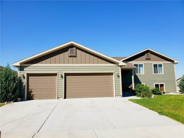 1423 Benjamin Boulevard, Billings, MT 59105 (MLS #301152) :: The Ashley Delp Team