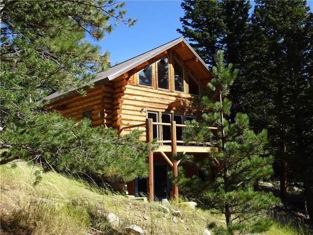 5 Forest Trail, Nye, MT 59061 (MLS #301178) :: Realty Billings