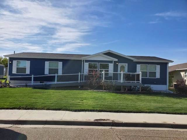707 S 3rd Street W, Baker, MT 59313 (MLS #301206) :: The Ashley Delp Team