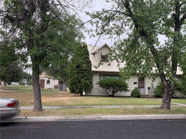 416 Cottonwood, Laurel, MT 59044 (MLS #301238) :: MK Realty