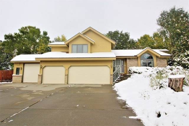 4527 Toyon Drive, Billings, MT 59106 (MLS #301243) :: MK Realty