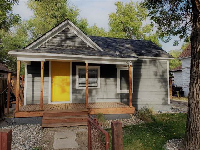 711 N 26TH Street, Billings, MT 59101 (MLS #301256) :: Search Billings Real Estate Group