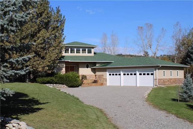 49 Lower Hawk Valley Rd, Columbus, MT 59019 (MLS #301290) :: Search Billings Real Estate Group