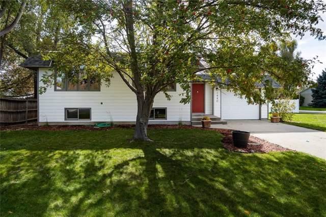 1440 Crawford Drive, Billings, MT 59102 (MLS #301322) :: MK Realty