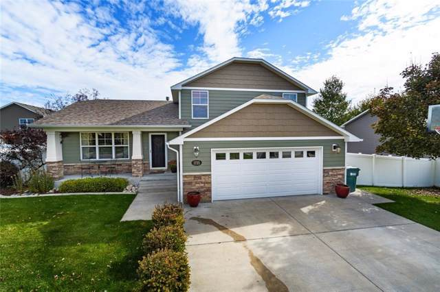 1725 Norwood Lane, Billings, MT 59102 (MLS #301337) :: The Ashley Delp Team