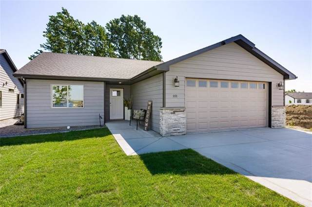 123 Twin Pines Lane, Billings, MT 59106 (MLS #301374) :: The Ashley Delp Team