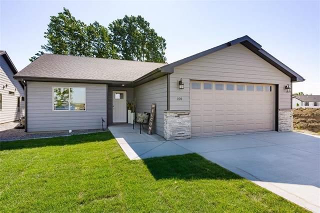 119 Twin Pines Lane, Billings, MT 59106 (MLS #301375) :: MK Realty