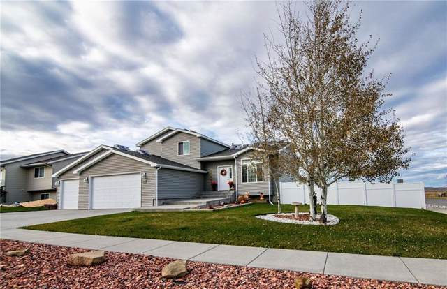1005 El Rancho Drive, Billings, MT 59105 (MLS #301382) :: The Ashley Delp Team