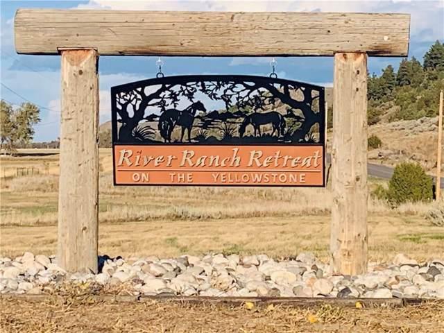1 River Ranch Retreat 11, Laurel, MT 59044 (MLS #301441) :: Search Billings Real Estate Group
