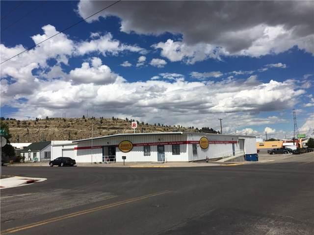 201 N 15th Street, Billings, MT 59101 (MLS #301469) :: Search Billings Real Estate Group