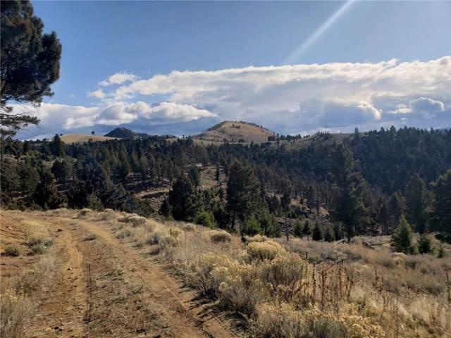 0 High Ore Road (Denver Lode), Boulder, Other-See Remarks, MT 59638 (MLS #301509) :: The Ashley Delp Team