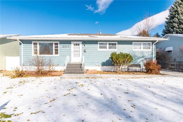 2517 Terry Avenue, Billings, MT 59102 (MLS #301530) :: MK Realty
