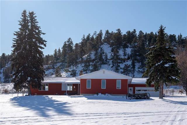 66 Granite Road, Joliet, MT 59041 (MLS #301540) :: Realty Billings