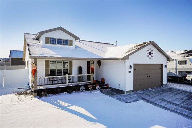 1410 Benjamin Boulevard, Billings, MT 59105 (MLS #301579) :: The Ashley Delp Team