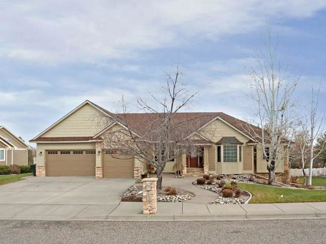 411 Tamarisk Drive, Billings, MT 59105 (MLS #301601) :: Realty Billings