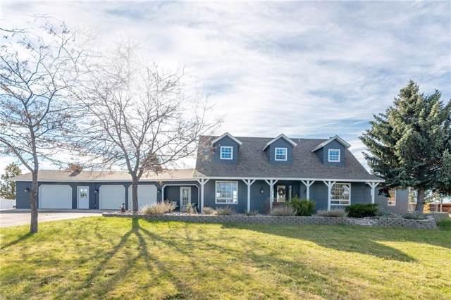 187 Emerald Hills Drive, Billings, MT 59101 (MLS #301606) :: MK Realty