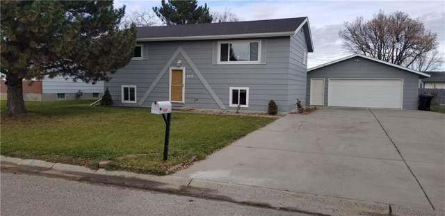 909 Caroline Street, Billings, MT 59105 (MLS #301610) :: Realty Billings