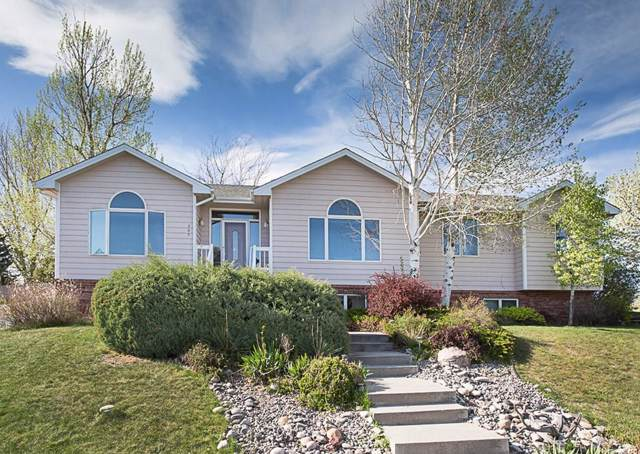 305 Camel Place, Billings, MT 59105 (MLS #301619) :: Realty Billings